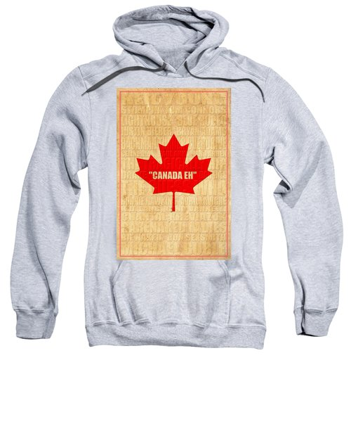 Canada Music 1 Sweatshirt