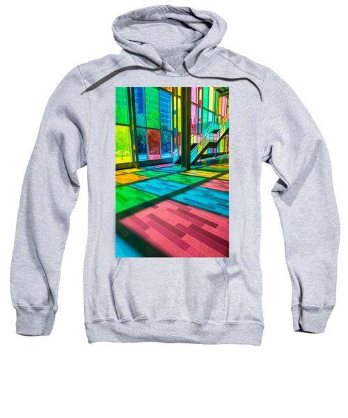 Candy Store Sweatshirt by Alex Lapidus