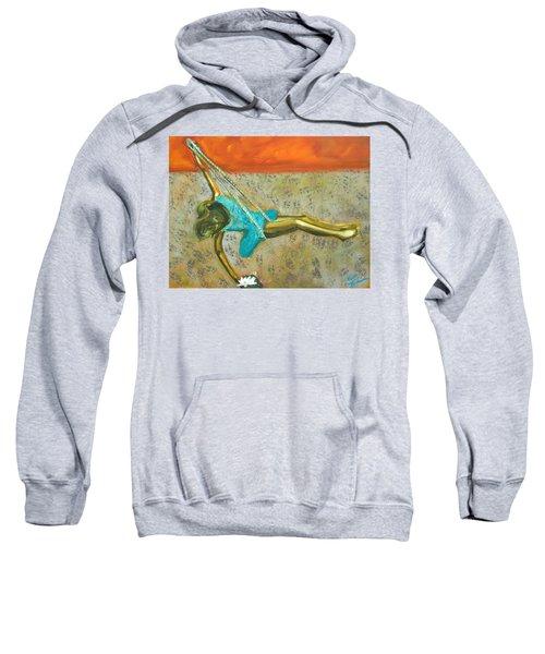 Canyon Road Sculpture Sweatshirt