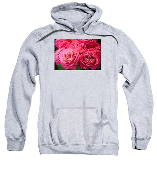 Capturing A Bouquet Sweatshirt