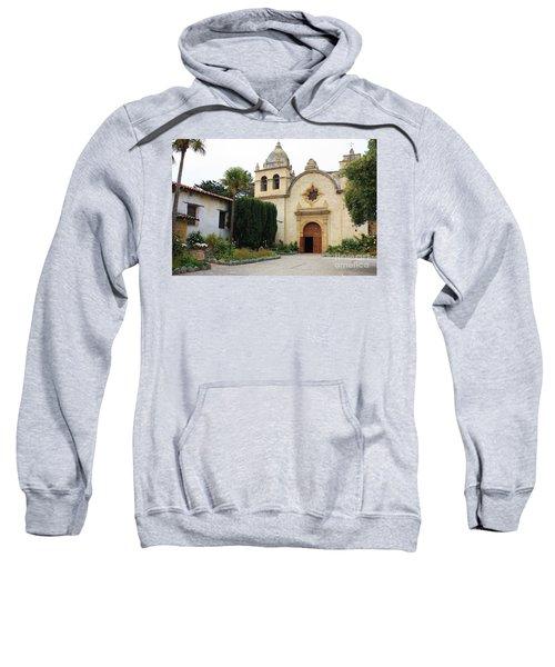 Carmel Mission Church Sweatshirt