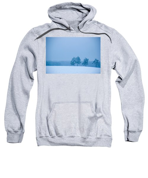 Carolina Snow Sweatshirt