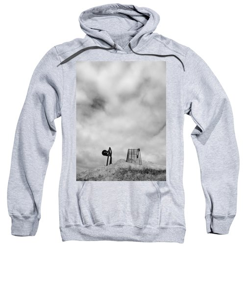 Cart Art No. 10 Sweatshirt