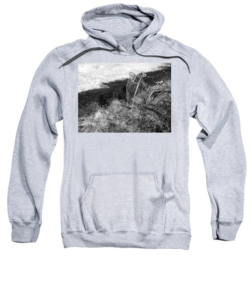 Cart Art No. 9 Sweatshirt