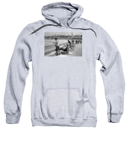 Catching More Than Fish Sweatshirt