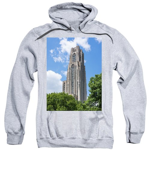 Cathedral Of Learning - Pittsburgh Pa Sweatshirt