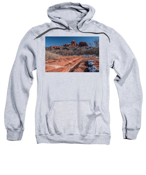 Cathedral Rock Winter Sweatshirt