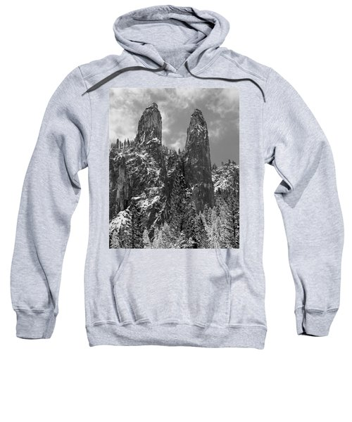 Cathedral Spires Sweatshirt