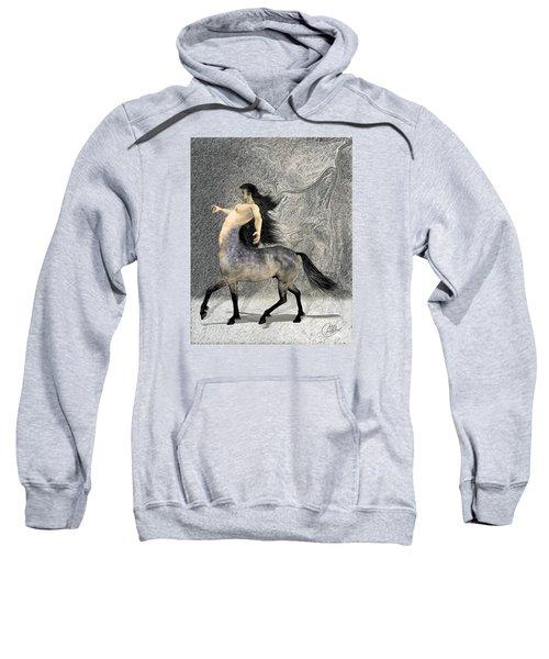 Centaur Sweatshirt by Quim Abella
