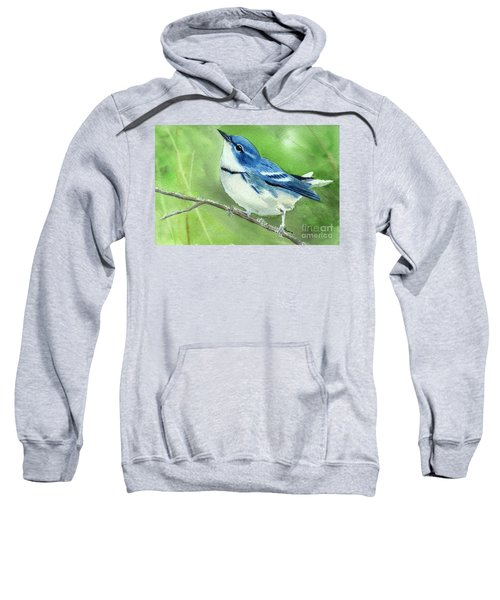 Cerulean Warbler Sweatshirt