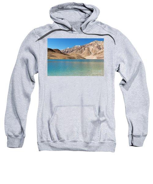 Chandratal Lake Sweatshirt