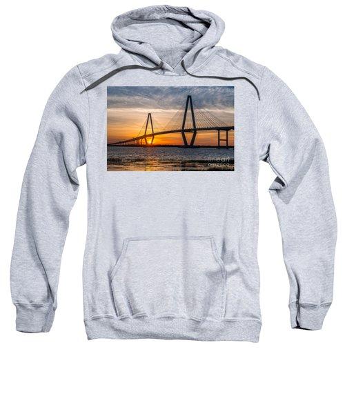 Charleston Sun Setting  Sweatshirt