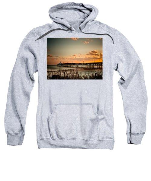 Cherry Grove Pier Myrtle Beach Sc Sweatshirt