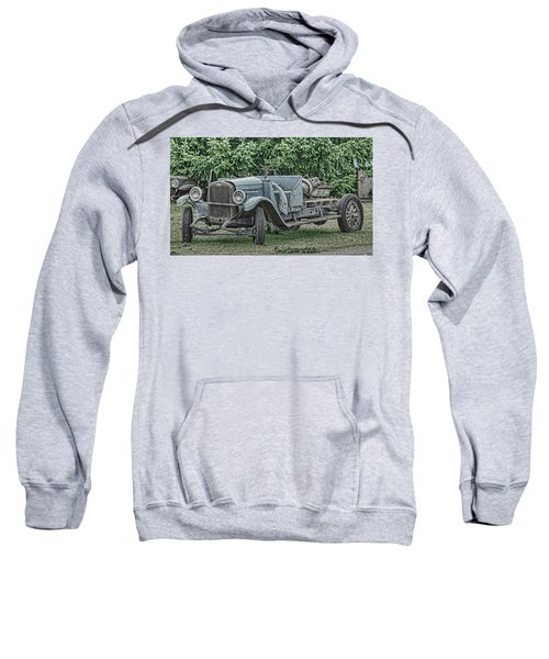 Chevy Truck By Ron Roberts Sweatshirt