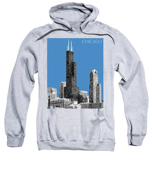 Chicago Sears Tower - Slate Sweatshirt