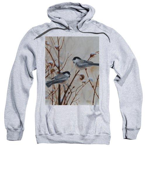 Chickadees Sweatshirt