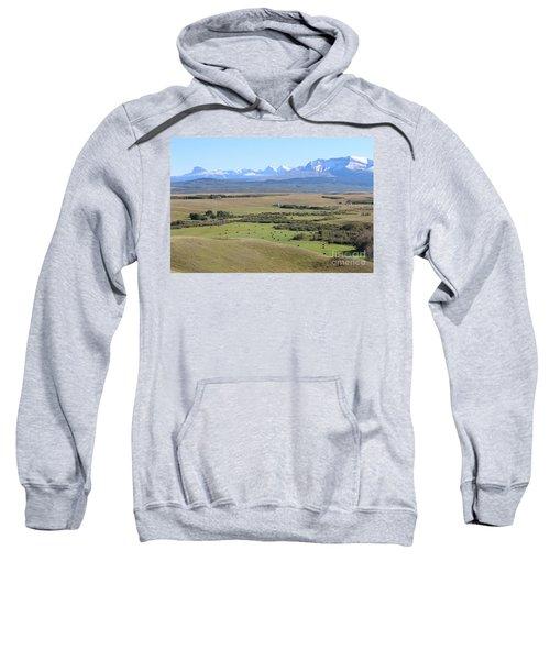 Chief Mountain Sweatshirt