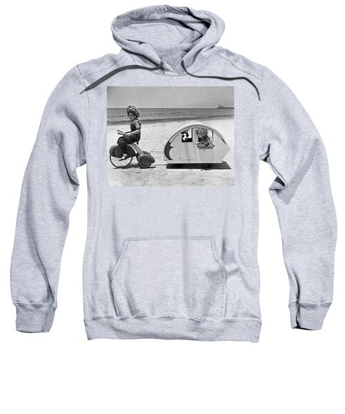 Children Beach Tour Sweatshirt