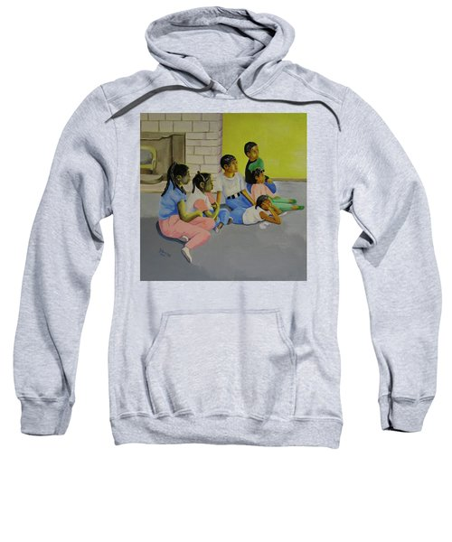 Children's Attention Span  Sweatshirt