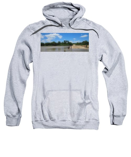 Chilonga Bridge Sweatshirt