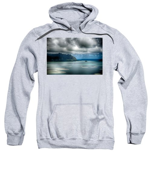 Chinaman's Hat From Puu Maelieli Sweatshirt
