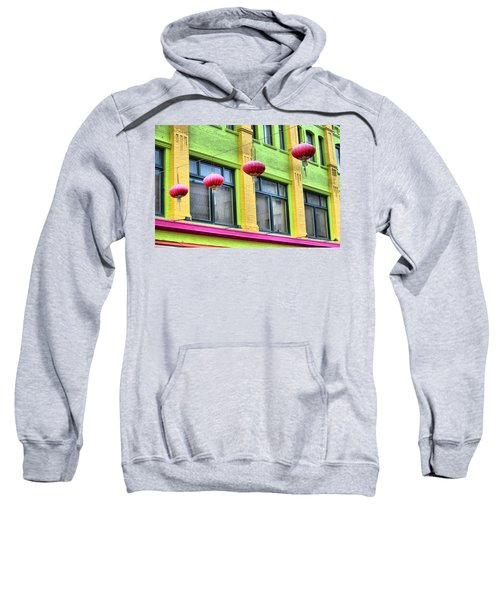 Chinatown Colors Sweatshirt