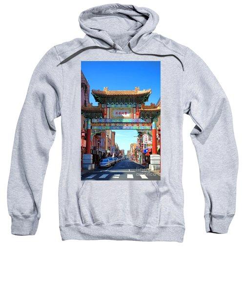 Chinatown Friendship Gate Sweatshirt