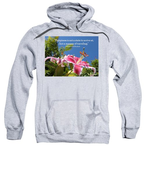 Choose Your Quote Choose Your Picture 16 Sweatshirt
