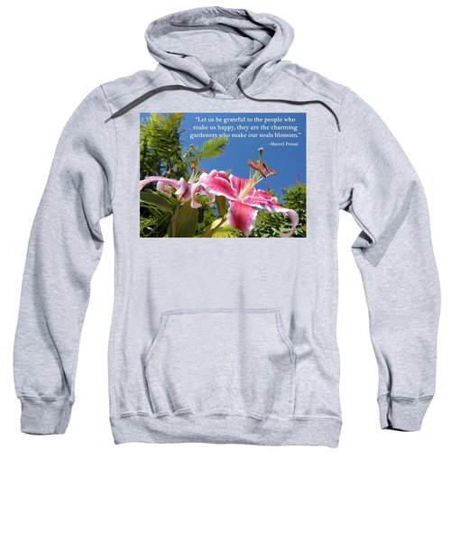 Choose Your Quote Choose Your Picture 17 Sweatshirt