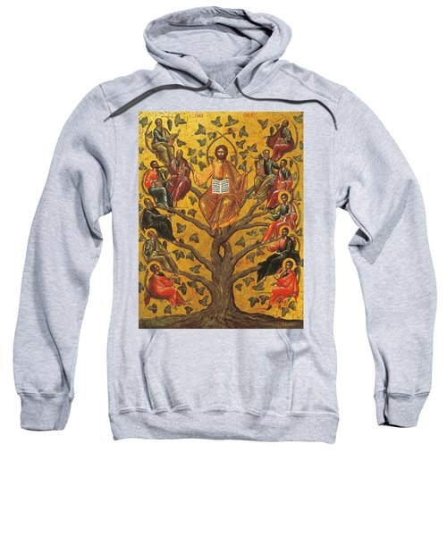 Christ And The Apostles Sweatshirt