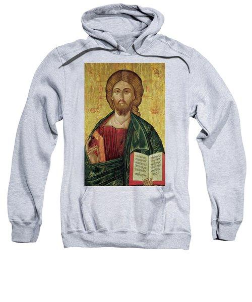 Christ Pantocrator Sweatshirt