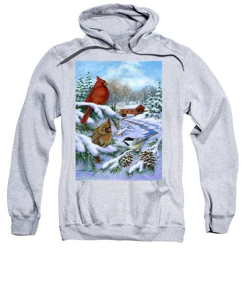 Christmas Creek Sweatshirt