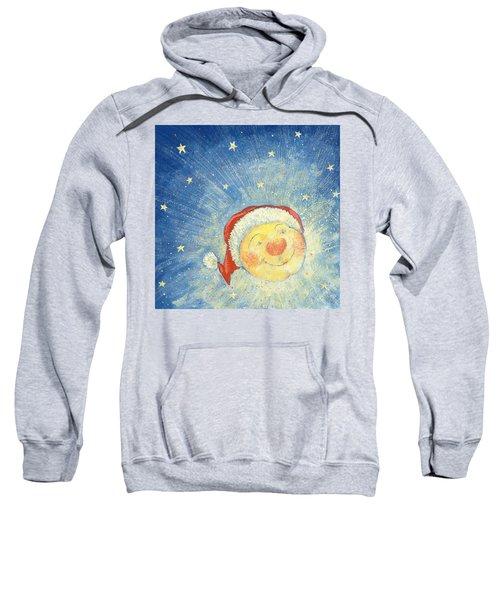 Christmas Moon Sweatshirt