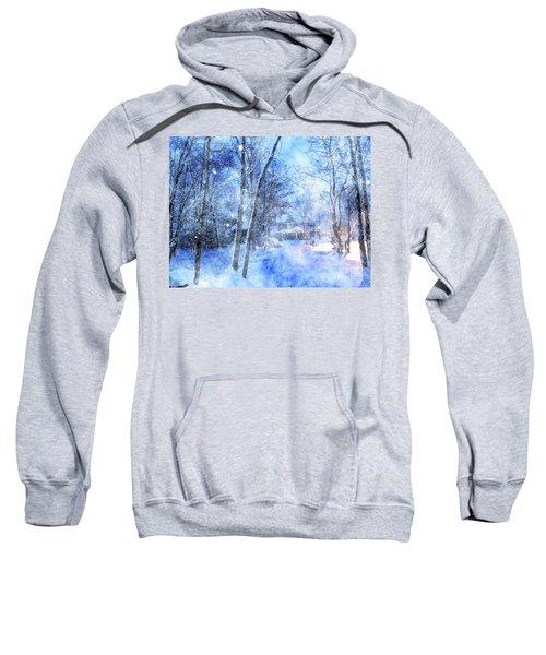 Christmas Wishes Sweatshirt