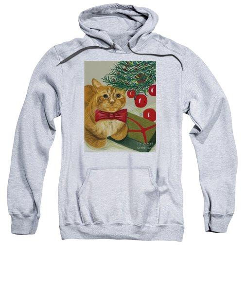 Christmas With Rufus Sweatshirt