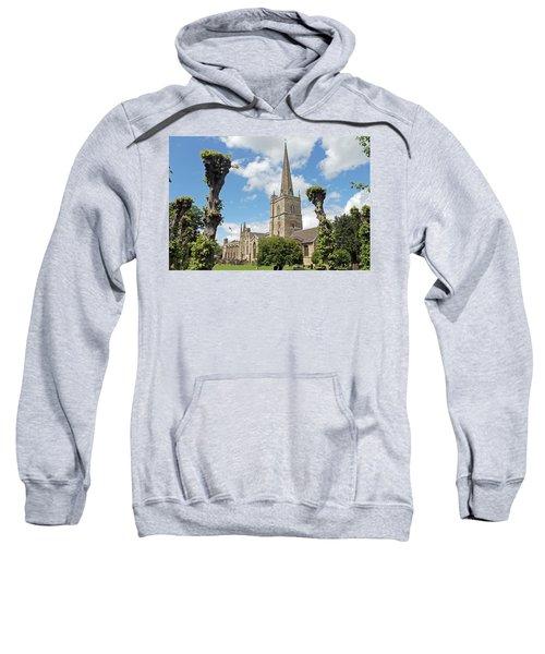 Church Of St John The Baptist Sweatshirt