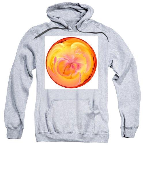 Circumspect Rose Sweatshirt