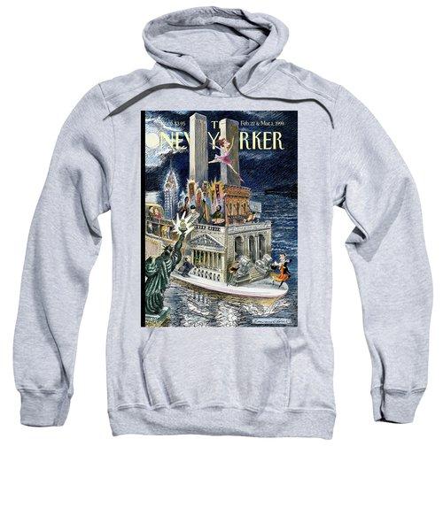 City Of Dreams Sweatshirt