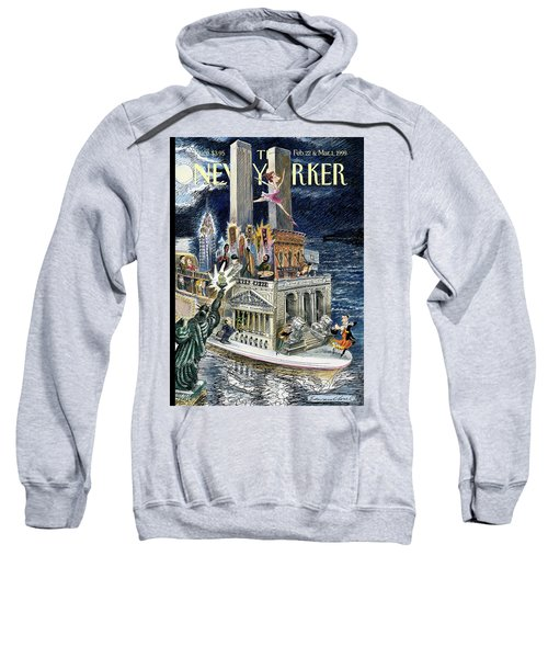 City Of Dreams Sweatshirt
