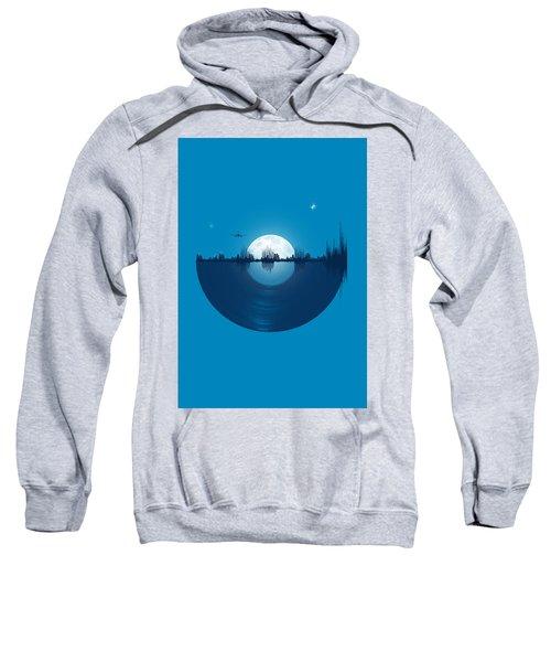 City Tunes Sweatshirt