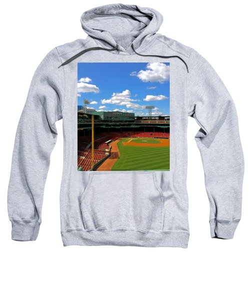 Classic Fenway I  Fenway Park Sweatshirt