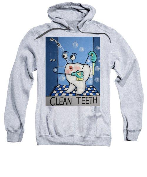 Clean Tooth Sweatshirt