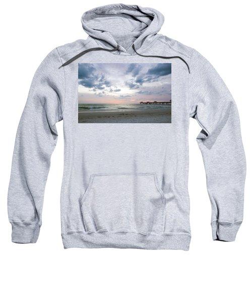 Clearwater Fishing Pier Sweatshirt
