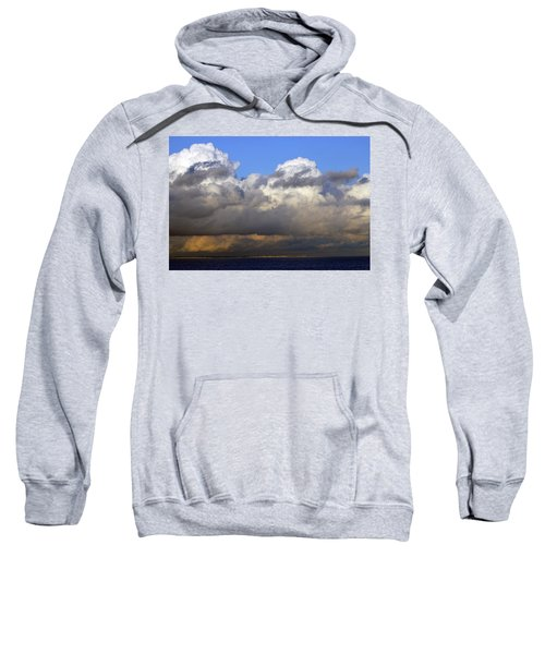 Clouds Over Portsmouth Sweatshirt