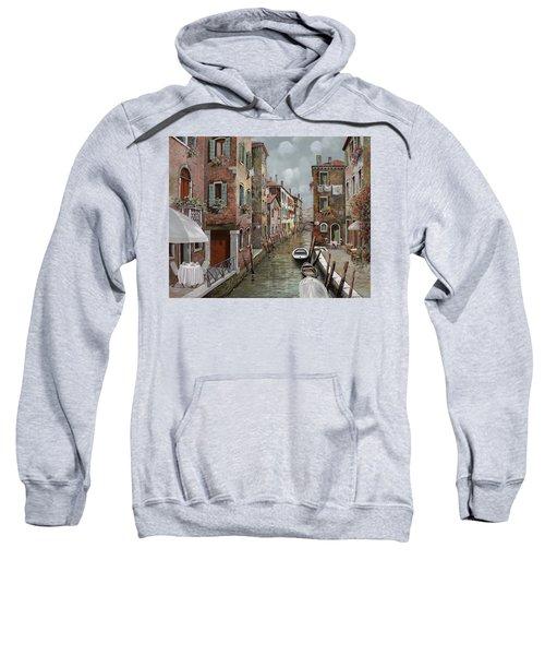 colazione a Venezia Sweatshirt