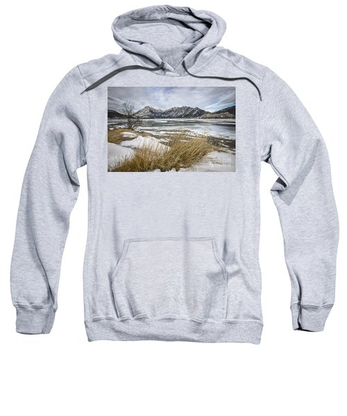 Cold Landscapes Sweatshirt