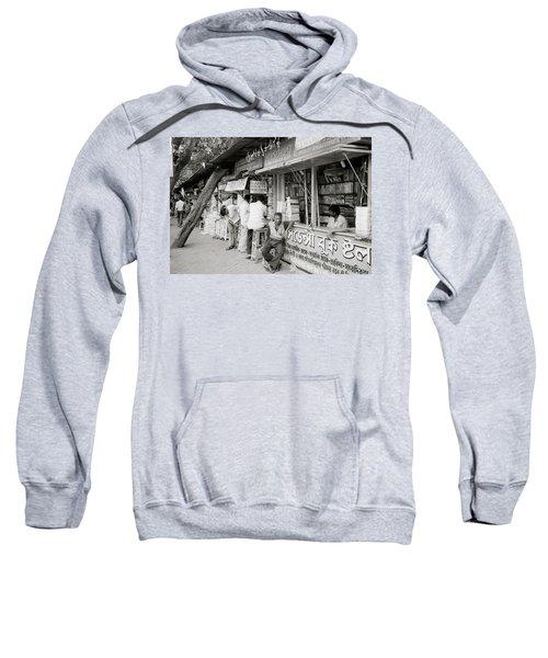 College Street Calcutta  Sweatshirt