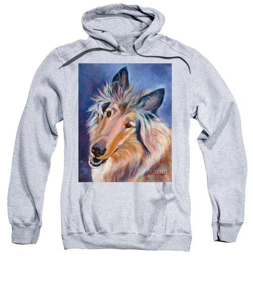 Collie Star Sweatshirt
