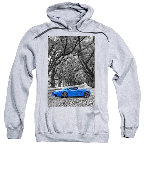 Color Your World - Lamborghini Gallardo Sweatshirt