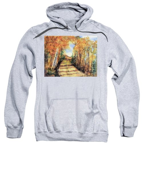 Colorado In September Sweatshirt